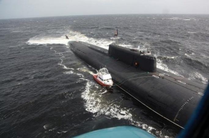 подводная лодка воронеж видео