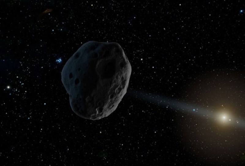NASA  Swift and Hubble Probe an Asteroid Crash  YouTube