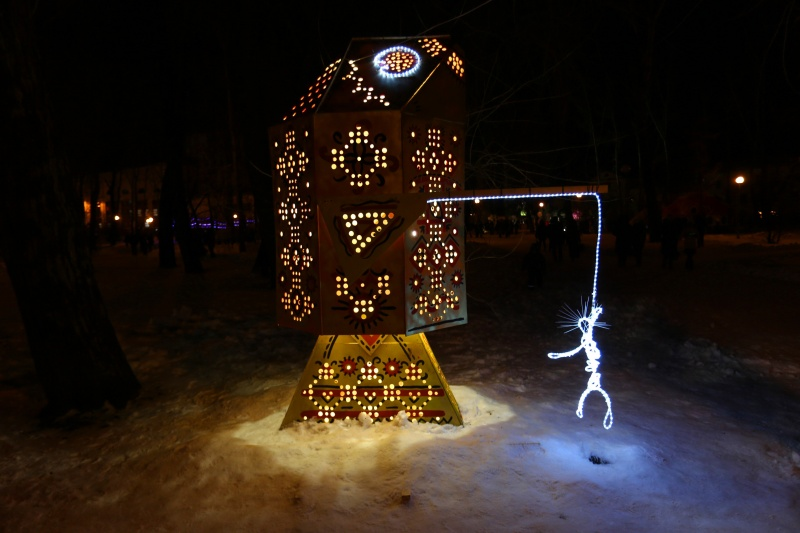 Фестиваль света архангельск